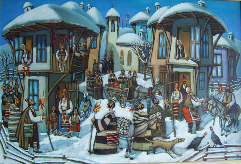 Млади български художници – Тодор Маринов | | Sofiapress