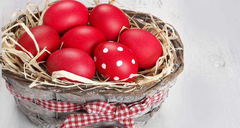🎓 Притча за великденските яйца - Uchiteli.bg