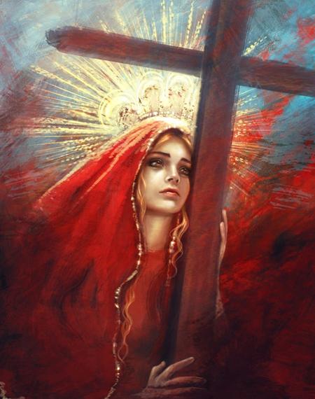 🎓 Мария Магдалена - първата благовестница на Възкресението - Uchiteli.bg